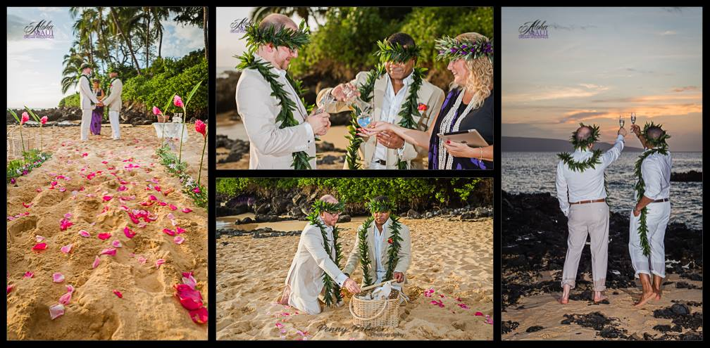 Gay Maui Weddings