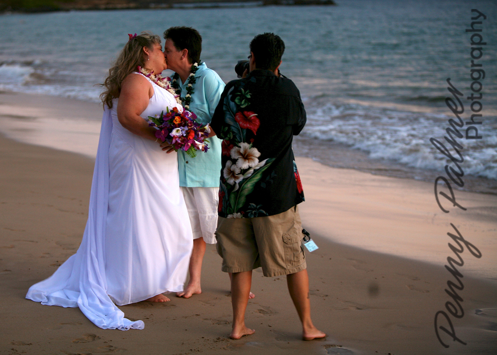 Maui gay wedding photographer