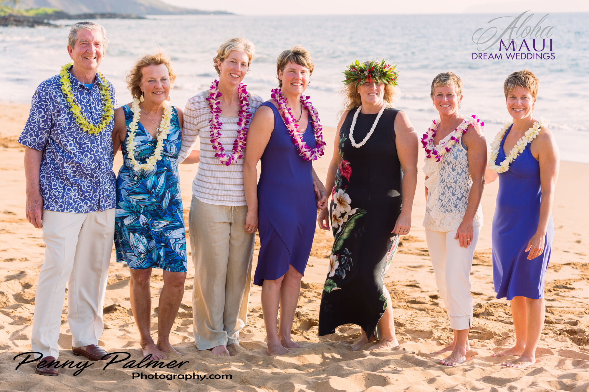 Hawaii Gay Beach Weddings