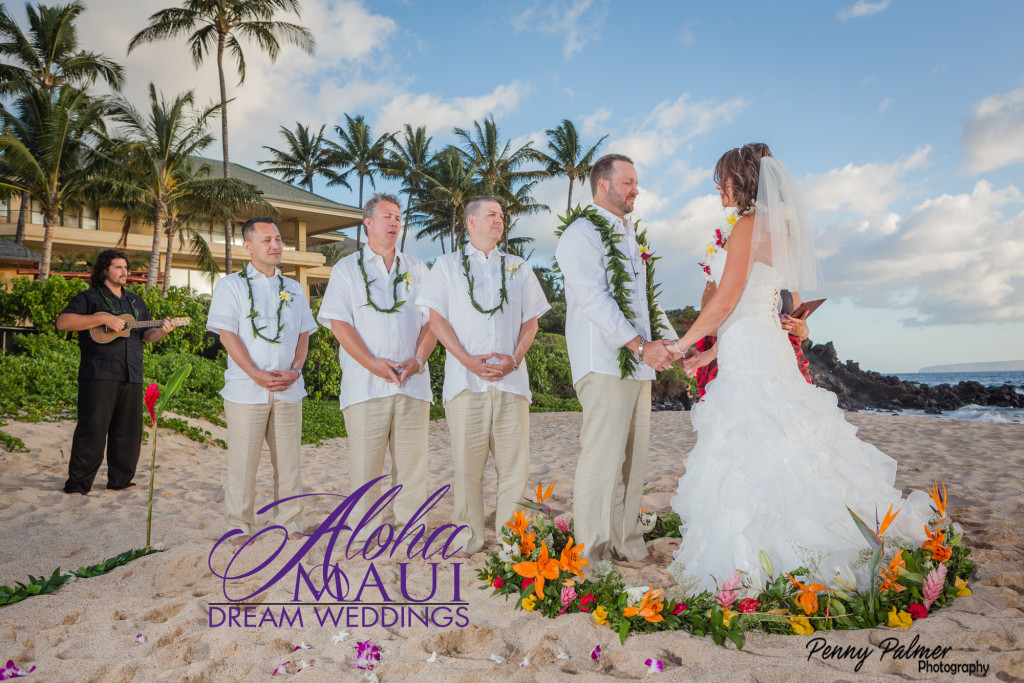 Maui Weddings elopement
