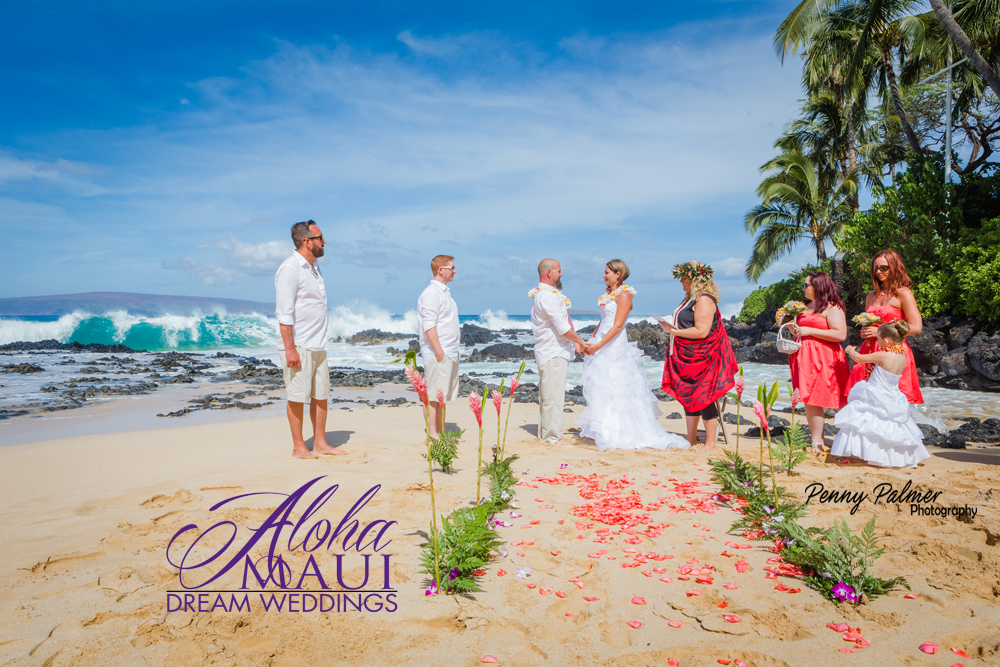 elopement packages Maui