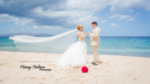 Romance on beautiful sandy beaches...
