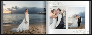 Maui Wedding Album