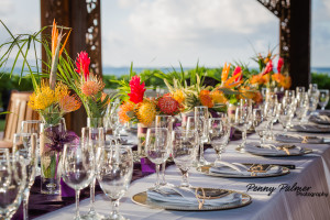 Maui wedding receptions