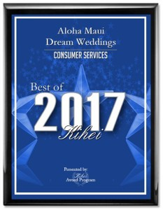 Best Maui Weddings 2017