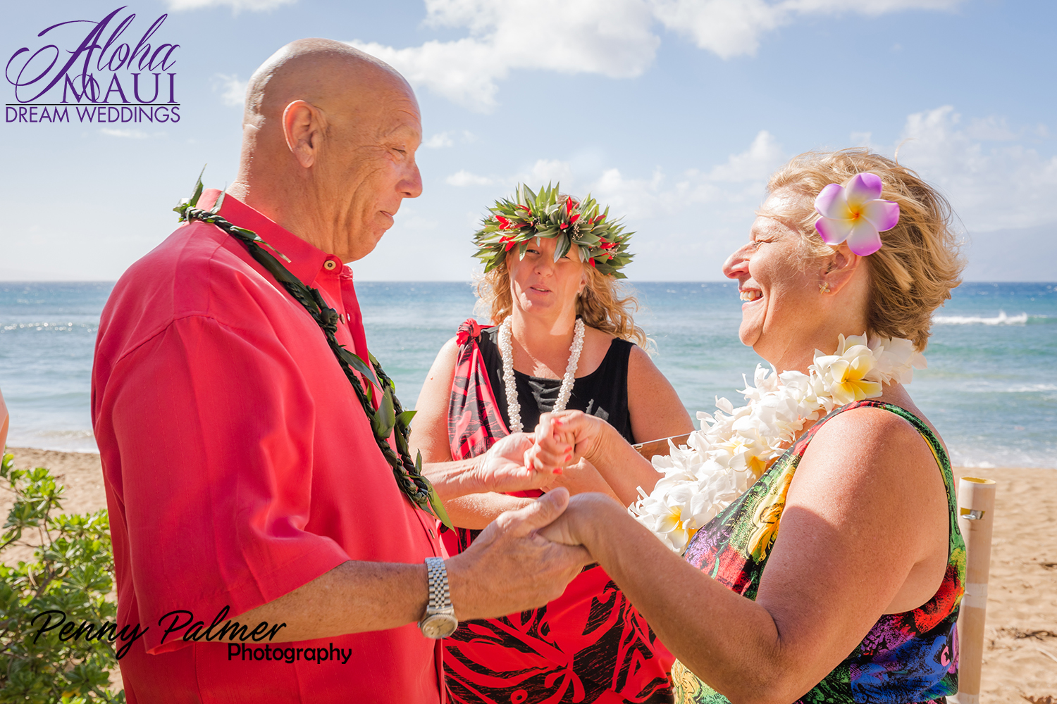 Maui Vow Renewal 20 years