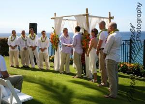 gay weddings in maui
