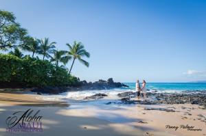 Makena Cove Secret Beach