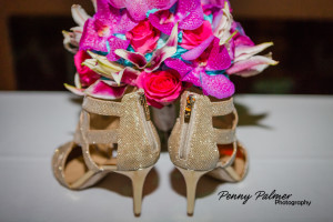 Maui Beach Wedding Heels