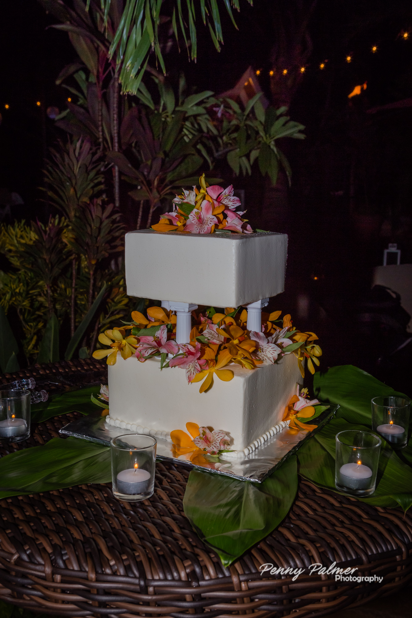 wedding cake maui hi weddings cakes aloha weddings 23240