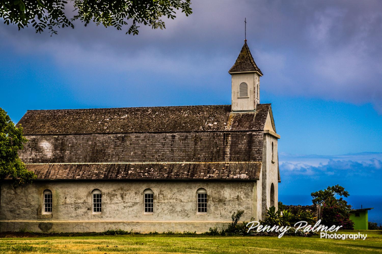 Maui Wedding Church