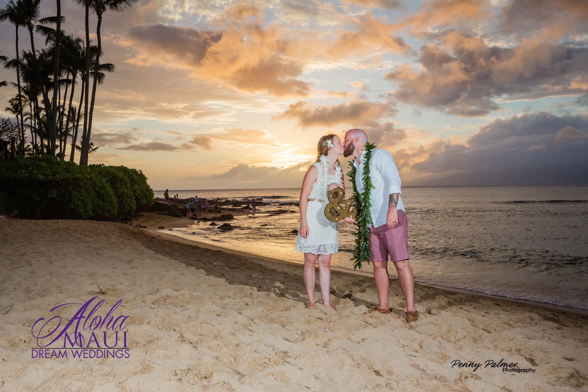 eloping in Hawaii