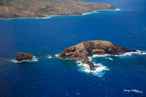 Molokai islands