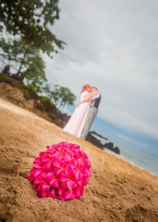 Married in Maui
